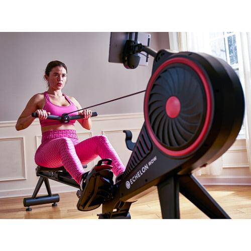 Live Fitness Class Smart Rower
