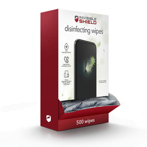 Disinfecting Electronic Device Wipes