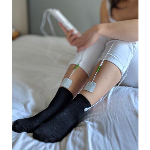 Electronic Pulse Massage Socks1