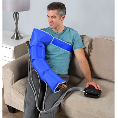 Circulation Improving Arm Wrap
