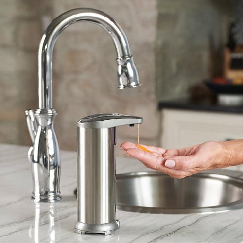 Touchless Soap Dispenser1