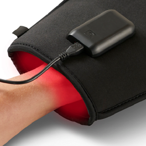 Cordless LED Hand Pain Relieving Mitt1
