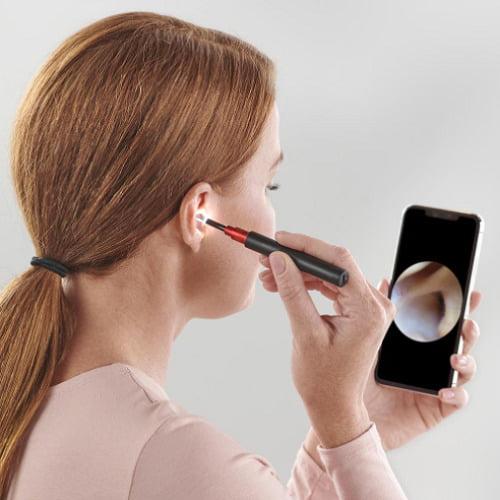 Illuminated Ear Wax Remover