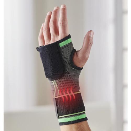 Heated Compression Wrist Wrap