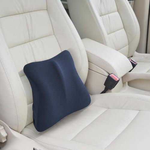 Portable Memory Foam Lumbar Cushion