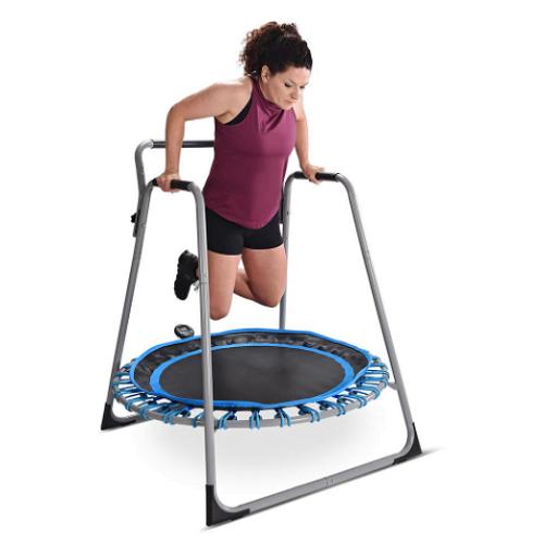 Safer Fitness Trampoline1