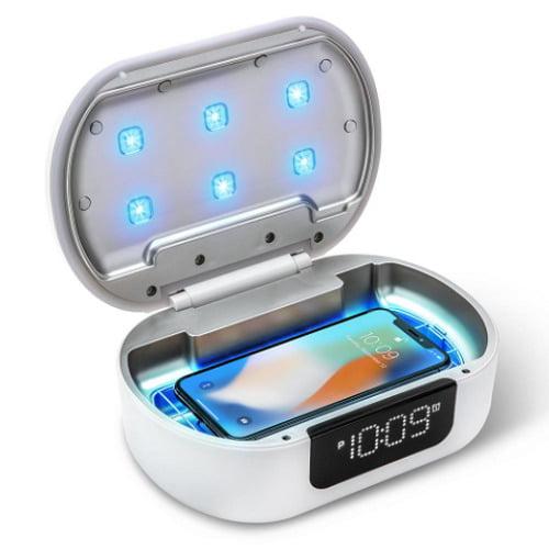 UV-C-Sanitizing-Alarm-Clock