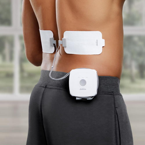 Heated Pain Relief Patches