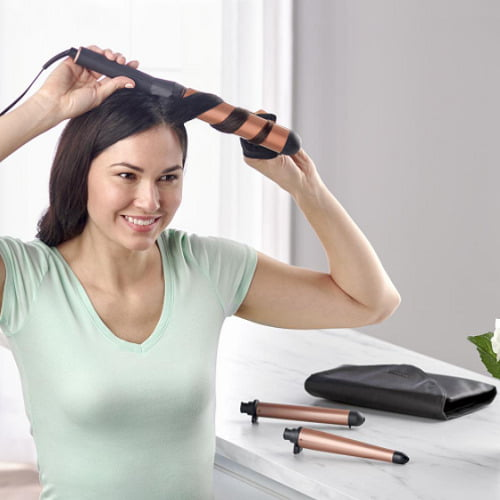 Multi-Size Curling Wand