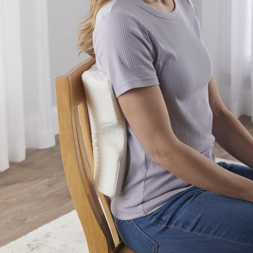 Arched Memory Foam Pillow1