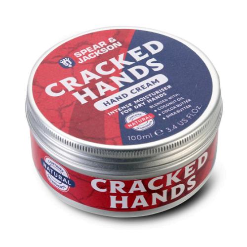 Cracked Hands Relief Cream