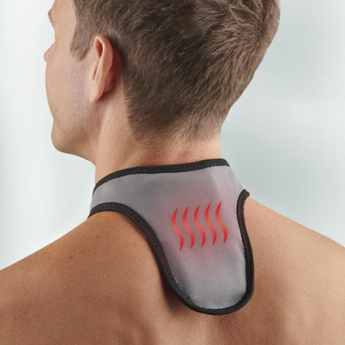 Pain Relieving Neck Wrap