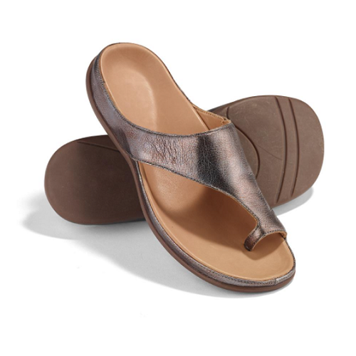 Bunion Concealing Slide Sandals1